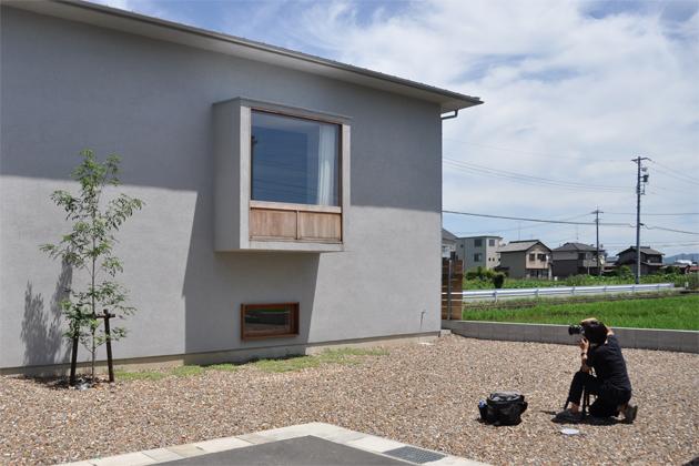 愛知県名古屋市 吉田夏雄建築設計事務所 蔵前の家 写真撮影