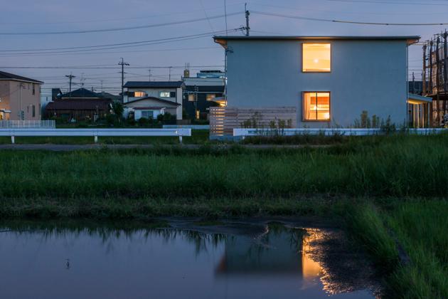 愛知県名古屋市 吉田夏雄建築設計事務所 蔵前の家 homify