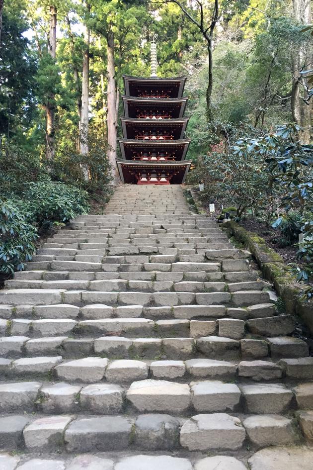 室生寺 五重塔 奈良