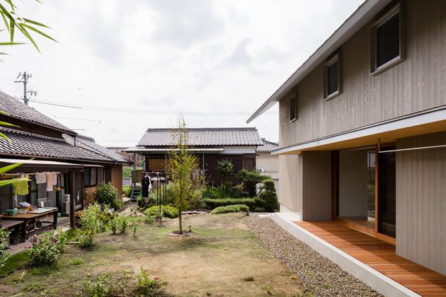 愛知県豊田市 上郷の家 愛知県名古屋市 吉田夏雄建築設計事務所