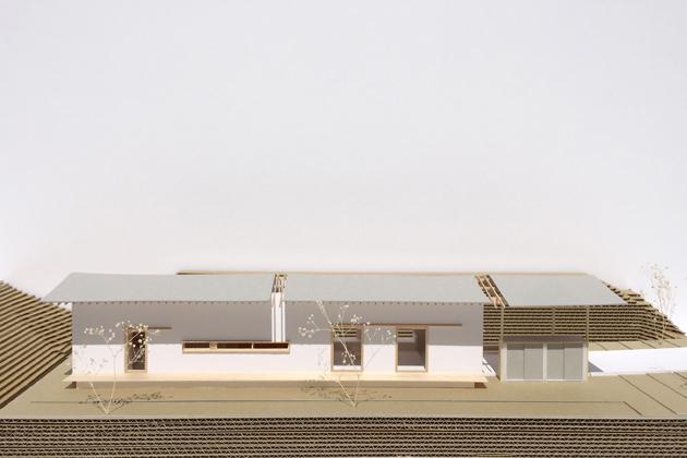 岐阜県土岐市 肥田の家 愛知県名古屋市 吉田夏雄建築設計事務所